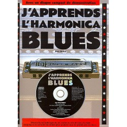 J'APPRENDS L'HARMONICA BLUES