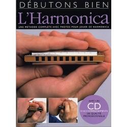 Débutons bien l'harmonica