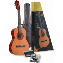 PACK GUITARE CLASSIQUE 3/4 - STAGG C530 Starter P