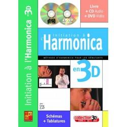 L'Initiation à l'Harmonica en 3D