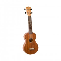 WIKI : UK30S UKULELE SOPRANO MAHOGANY OPEN SATIN FINISH