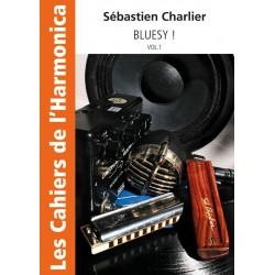 Les cahiers de l'harmonica - Bluesy ! Vol. 1